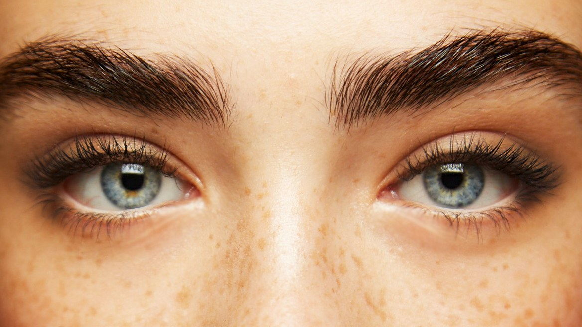 Photo of Why thread your brows when you can trim?