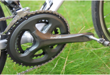 Photo of SHIMANO Tiagra Double Road Bicycle Crank Set