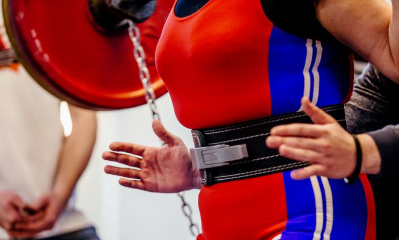 Why Wear A Custom Weightlifting Belt?