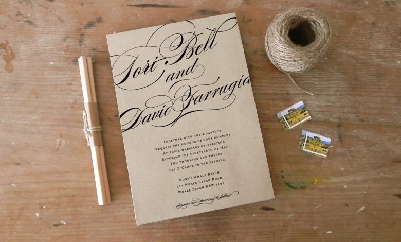 Learn About Seed Paper Used For Wedding Cards