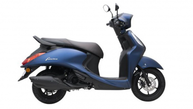 Photo of Yamaha Fascino: The 125 model is the one to buy